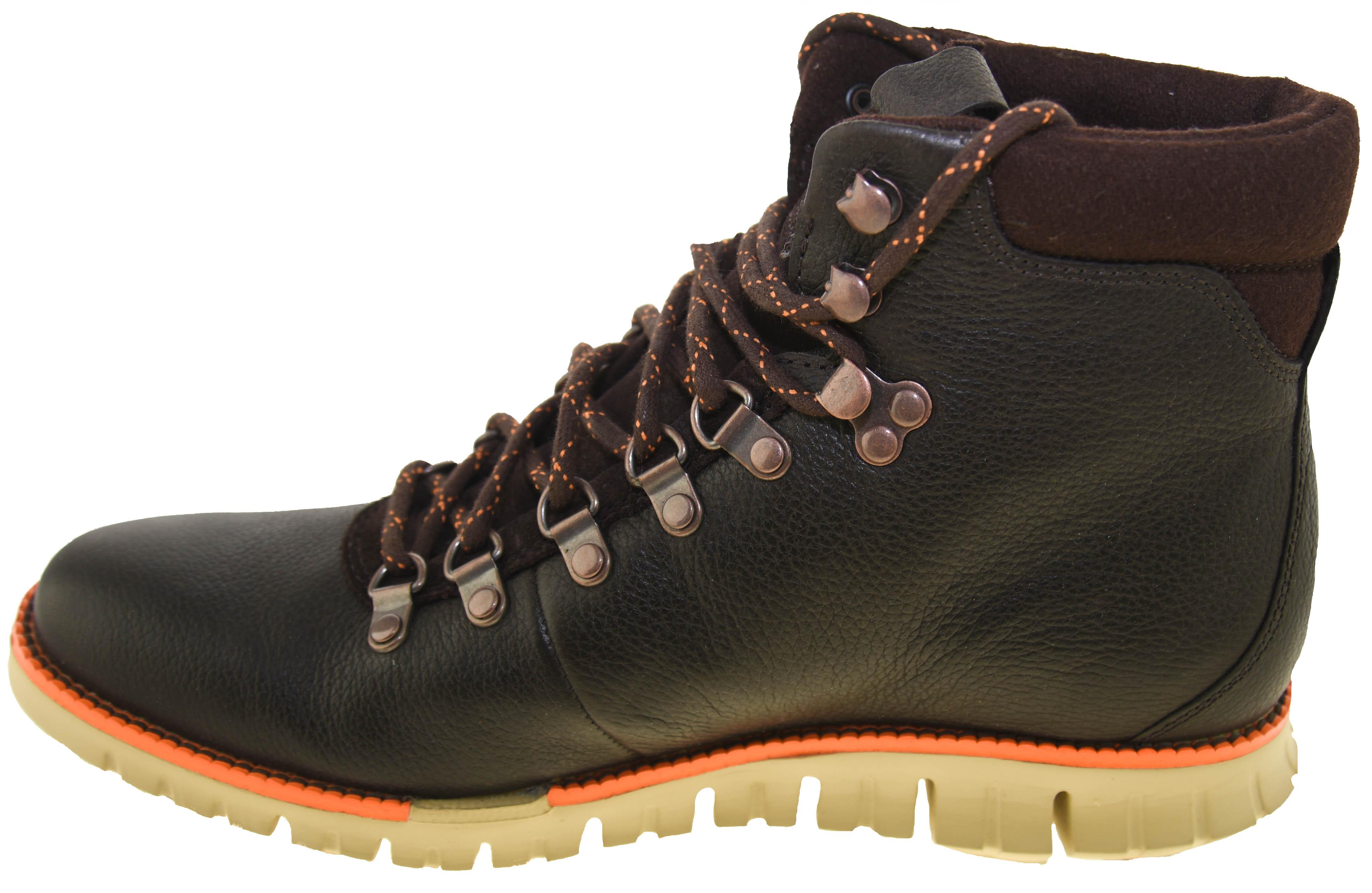 Cole Haan Men S Zerogrand Hiker Boot Java Tumeric Style
