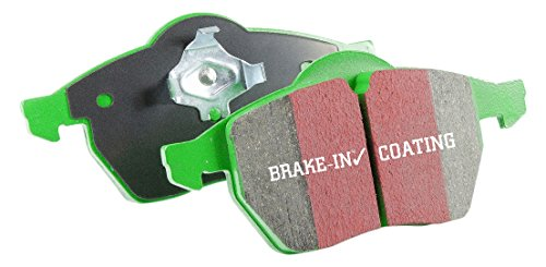 EBC Brakes DP61305 6000 Series Greenstuff Truck and SUV Brake Pad