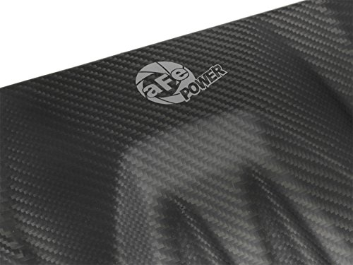 Matte, Carbon Fiber Engine Cover F10 aFe Power 79-13002 BMW M5