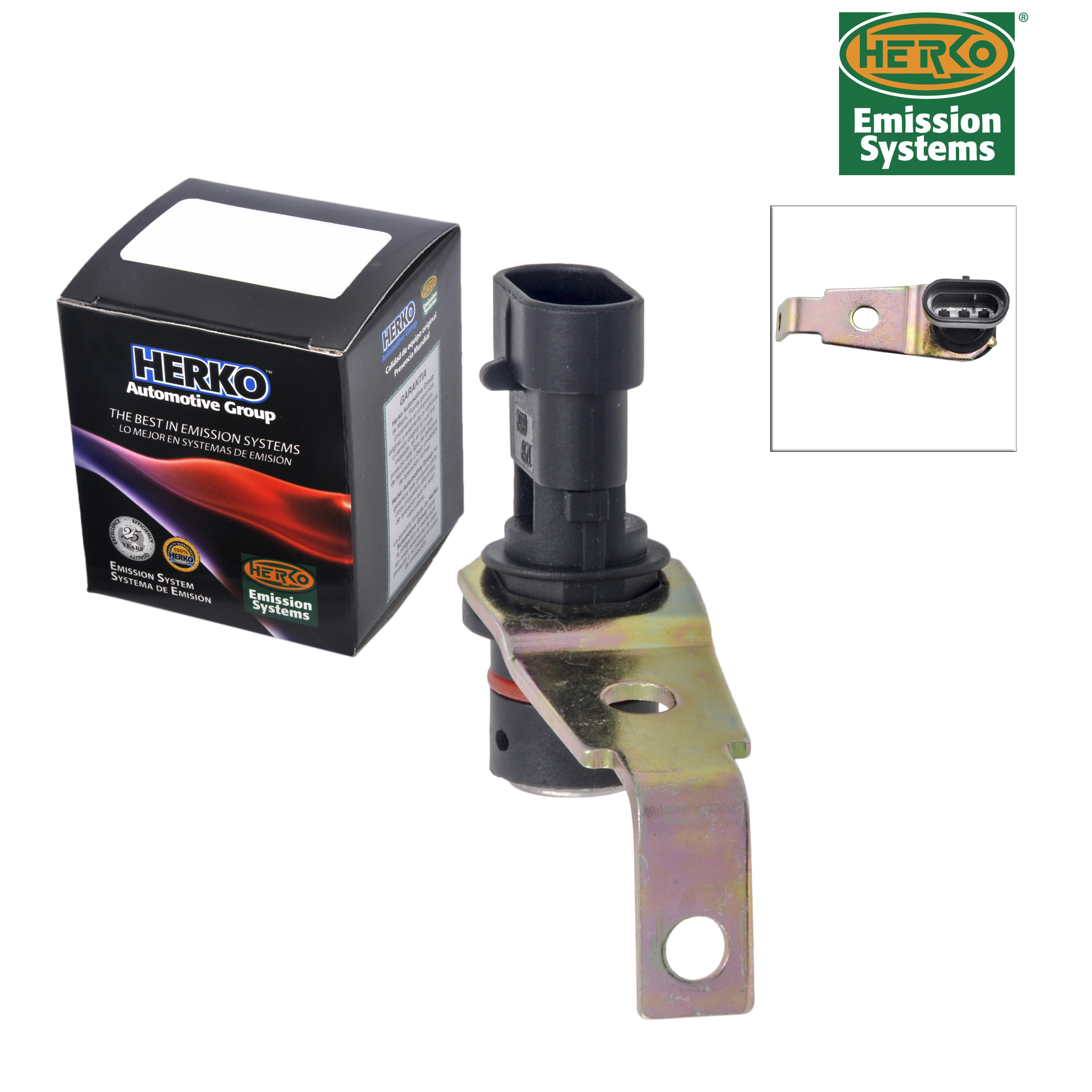New Herko Crankshaft Position Sensor CKP2015 For Cadillac