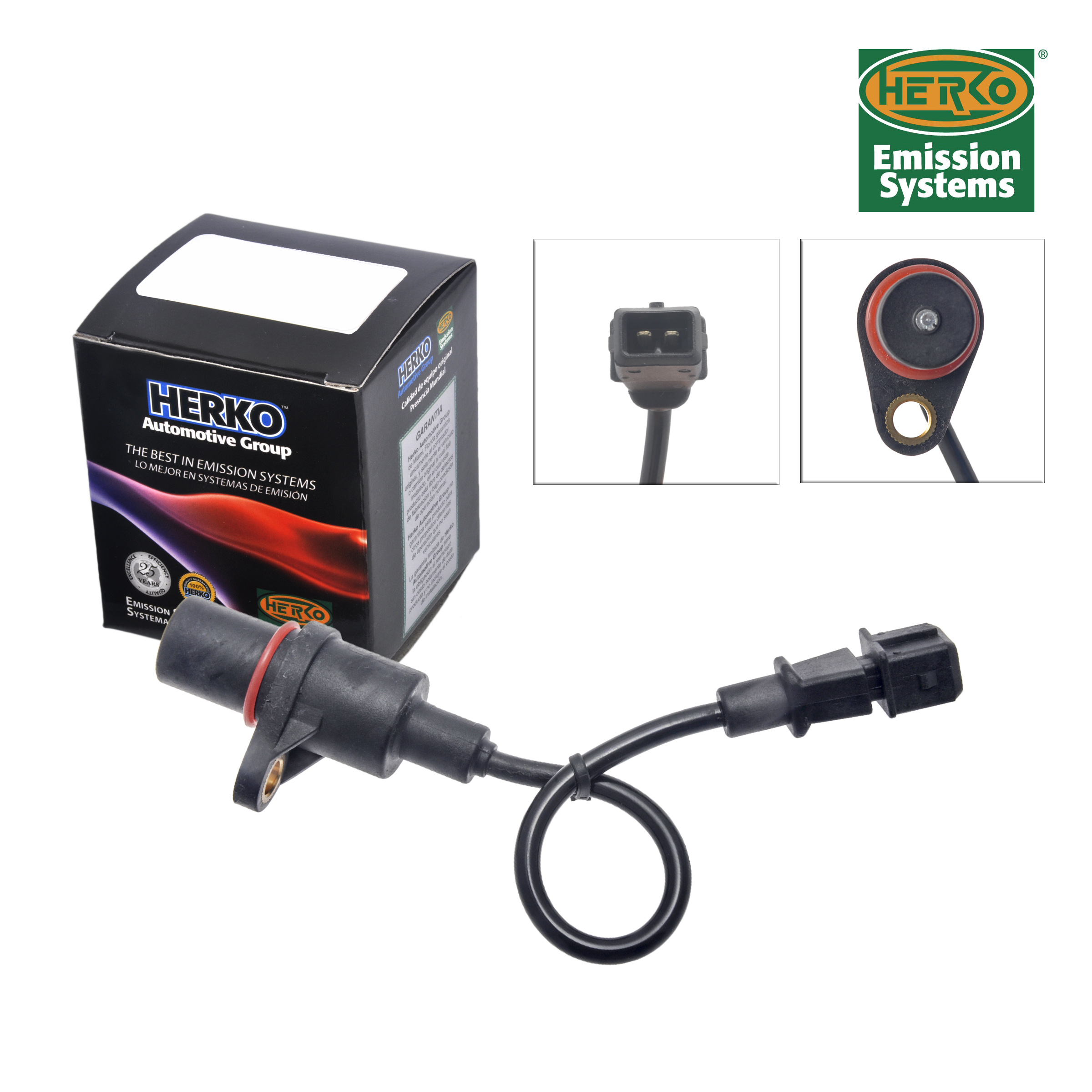 New Herko Crankshaft Position Sensor CKP2054 For Hyundai