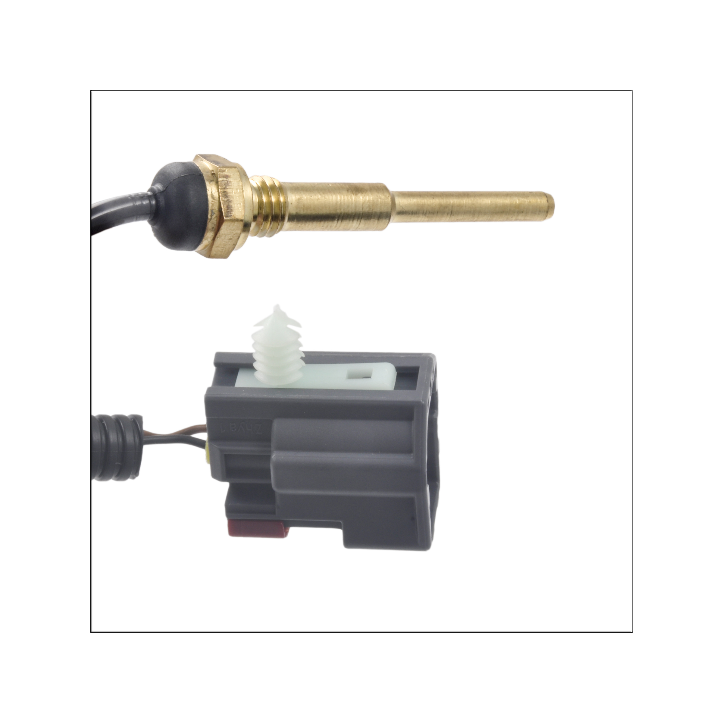 New Herko Cylinder Head Temperature Sensor Ts431 For Ford