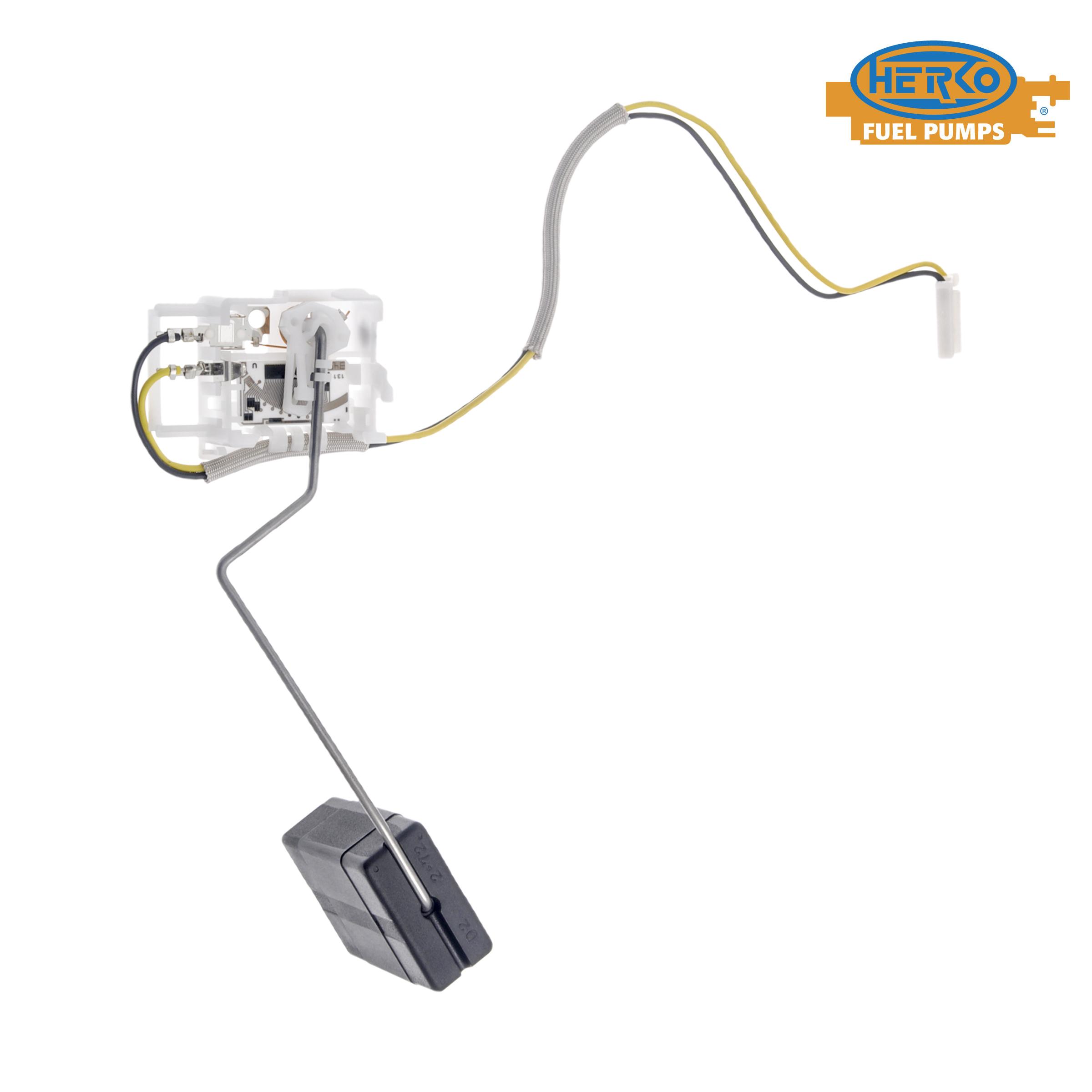 new herko fuel level sensor fc65 fix faulty fuel level