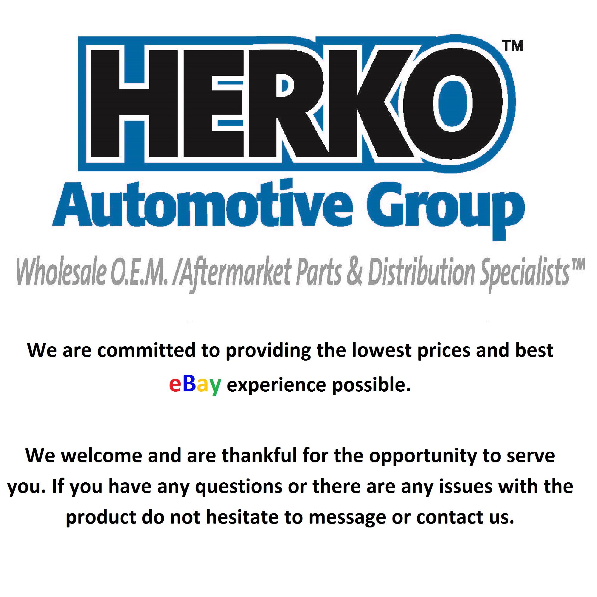 Herko Fuel Pump Module 035GE For Daewoo Lanos 1999-2002