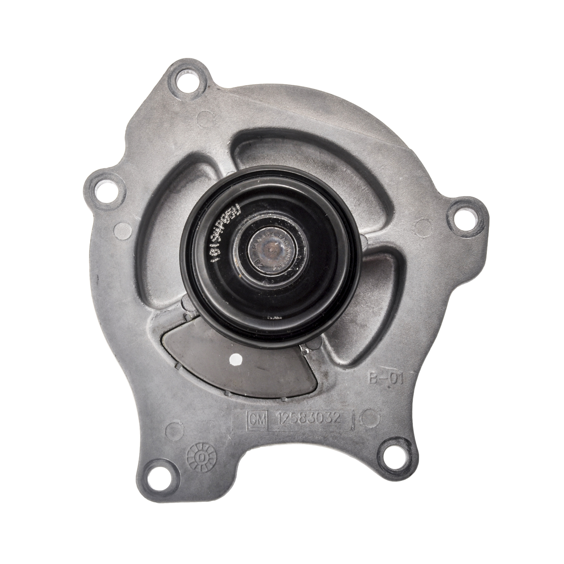 [Change A Water Pump On A 2006 Cadillac Cts V]