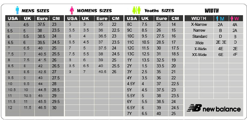 adidas international size chart
