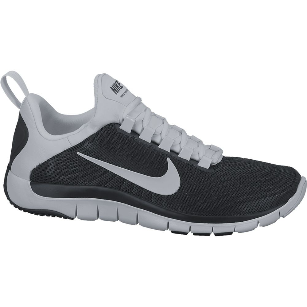 nike free trainer 5 0 v5 mens cross training shoes black. Black Bedroom Furniture Sets. Home Design Ideas