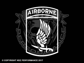 018 - Army 173rd Airborne Division Emblem