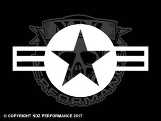 041 - US Army Star Insignia