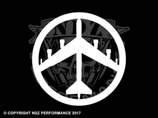 052 - B52 Peace Sign