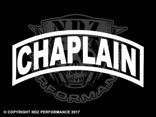 055 - Banner Chaplain
