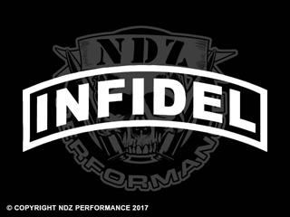 058 - Banner Infidel