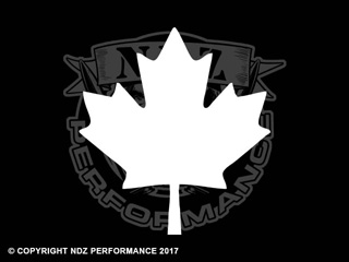 095 - Canadian Maple Leaf