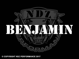 1004 - Names Benjamin