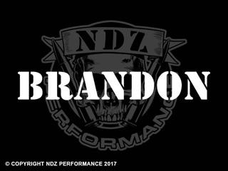 1009 - Names Brandon
