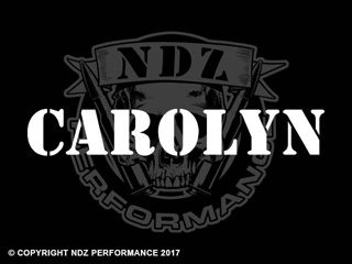 1017 - Names Carolyn