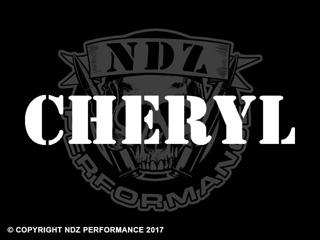 1020 - Names Cheryl