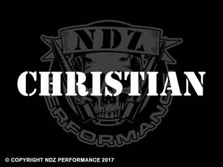 1022 - Names Christian