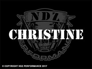 1024 - Names Christine