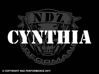 1025 - Names Cynthia