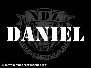 1026 - Names Daniel