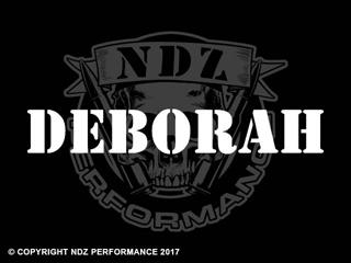 1029 - Names Deborah