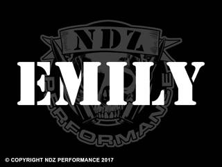 1043 - Names Emily