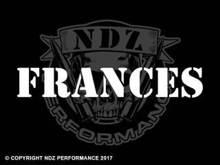 1049 - Names Frances