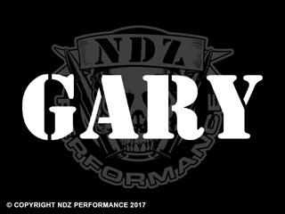 1052 - Names Gary