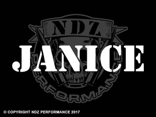 1071 - Names Janice