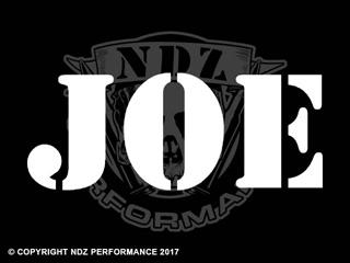 1081 - Names Joe