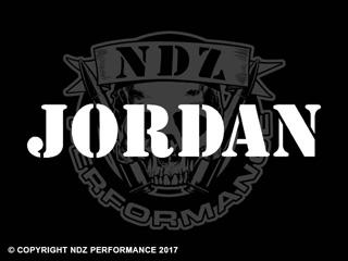 1085 - Names Jordan