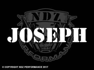 1087 - Names Joseph