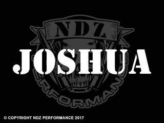 1088 - Names Joshua