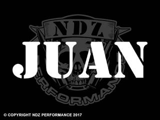 1091 - Names Juan