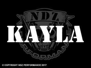 1102  -  Names Kayla