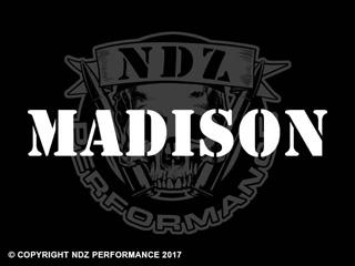 1117 - Names Madison
