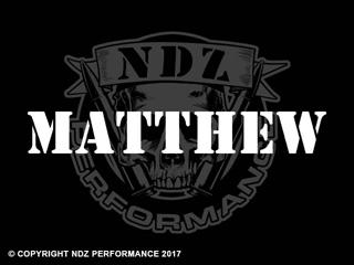 1124 - Names Matthew