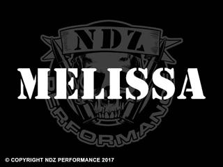1126 - Names Melissa