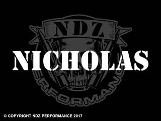 1132 - Names Nicholas