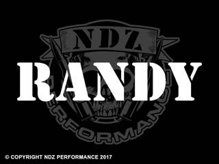 1144 - Names Randy