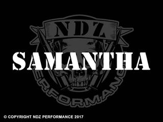 1156 - Names Samantha