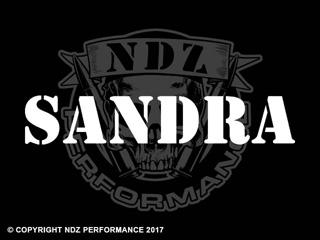 1158 - Names Sandra