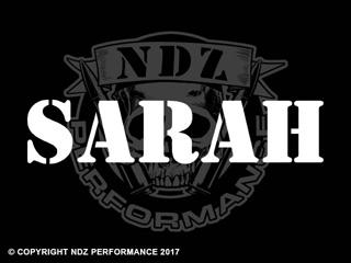 1160 - Names Sarah