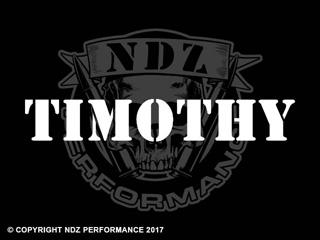 1175 - Names Timothy