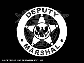 122 - Deputy Marshal Eagle