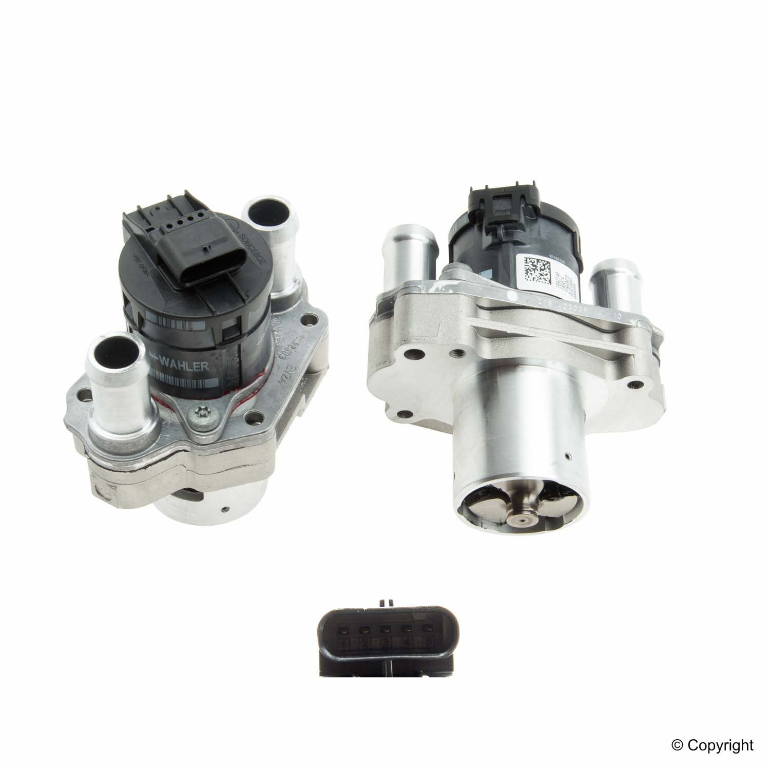 Egr valve for mb freightliner sprinter 2010 2013 oem for Mercedes benz egr valve replacement