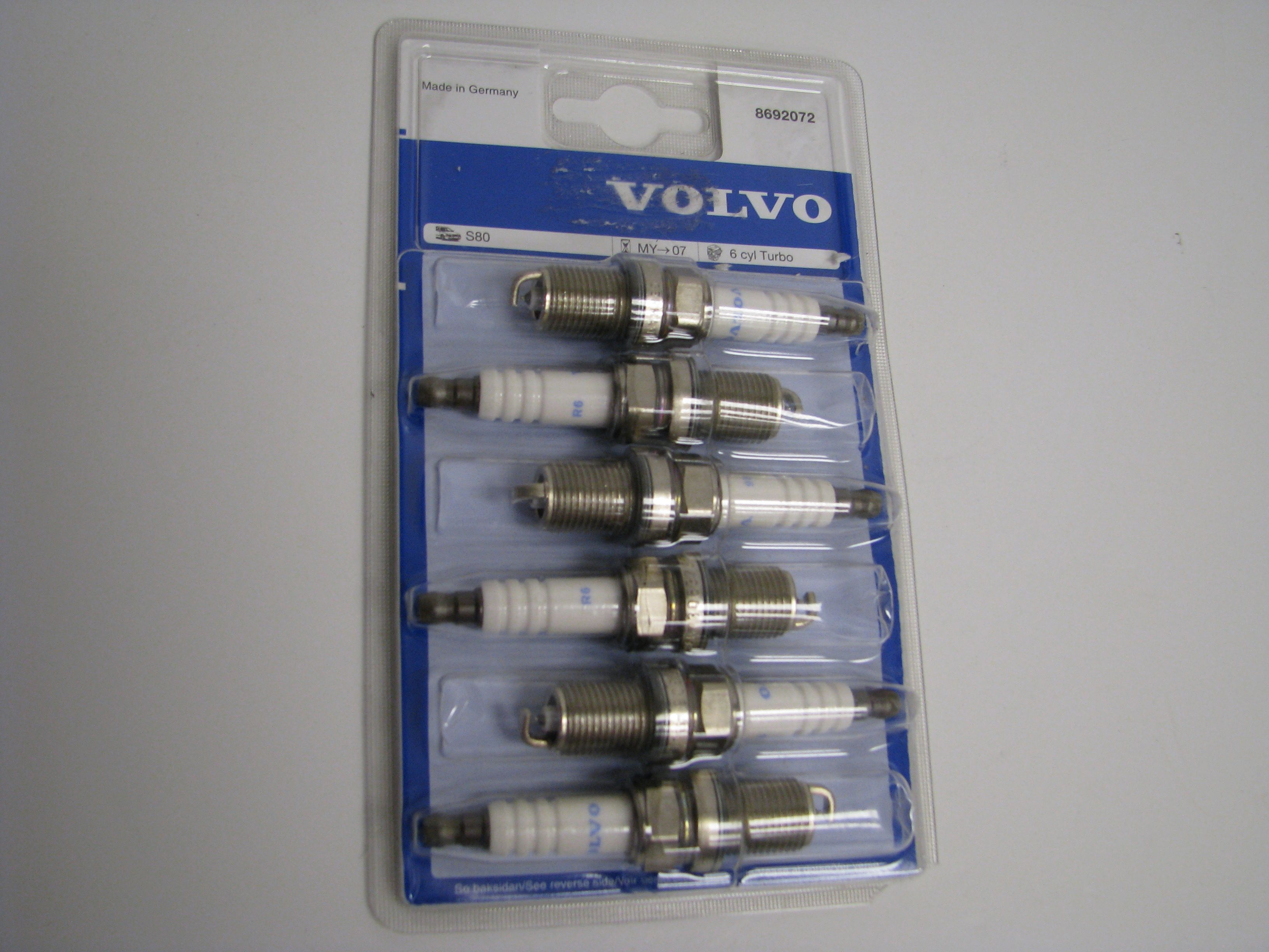complete tune up kit 2003 2004 volvo xc90 2 9l spark plugs. Black Bedroom Furniture Sets. Home Design Ideas
