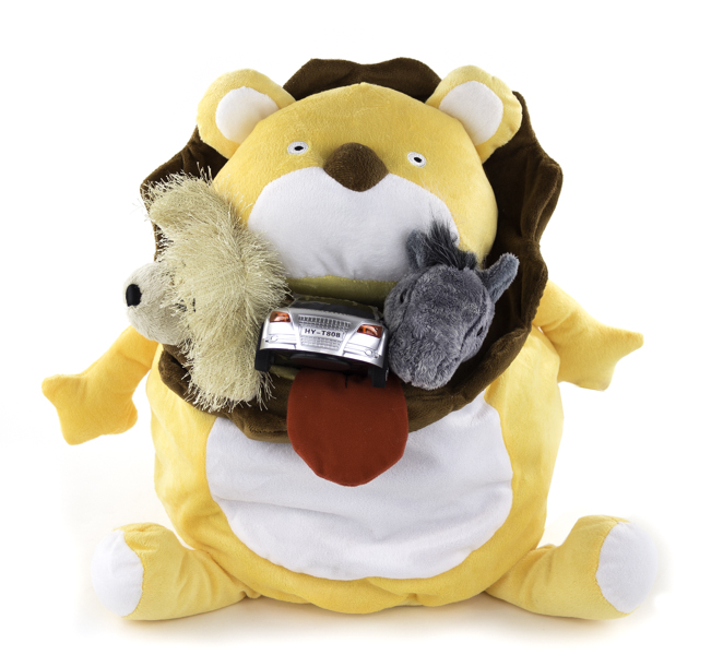 Gifts And Gadgets Store As Seen On Tv Plush Animal Pocket Pal