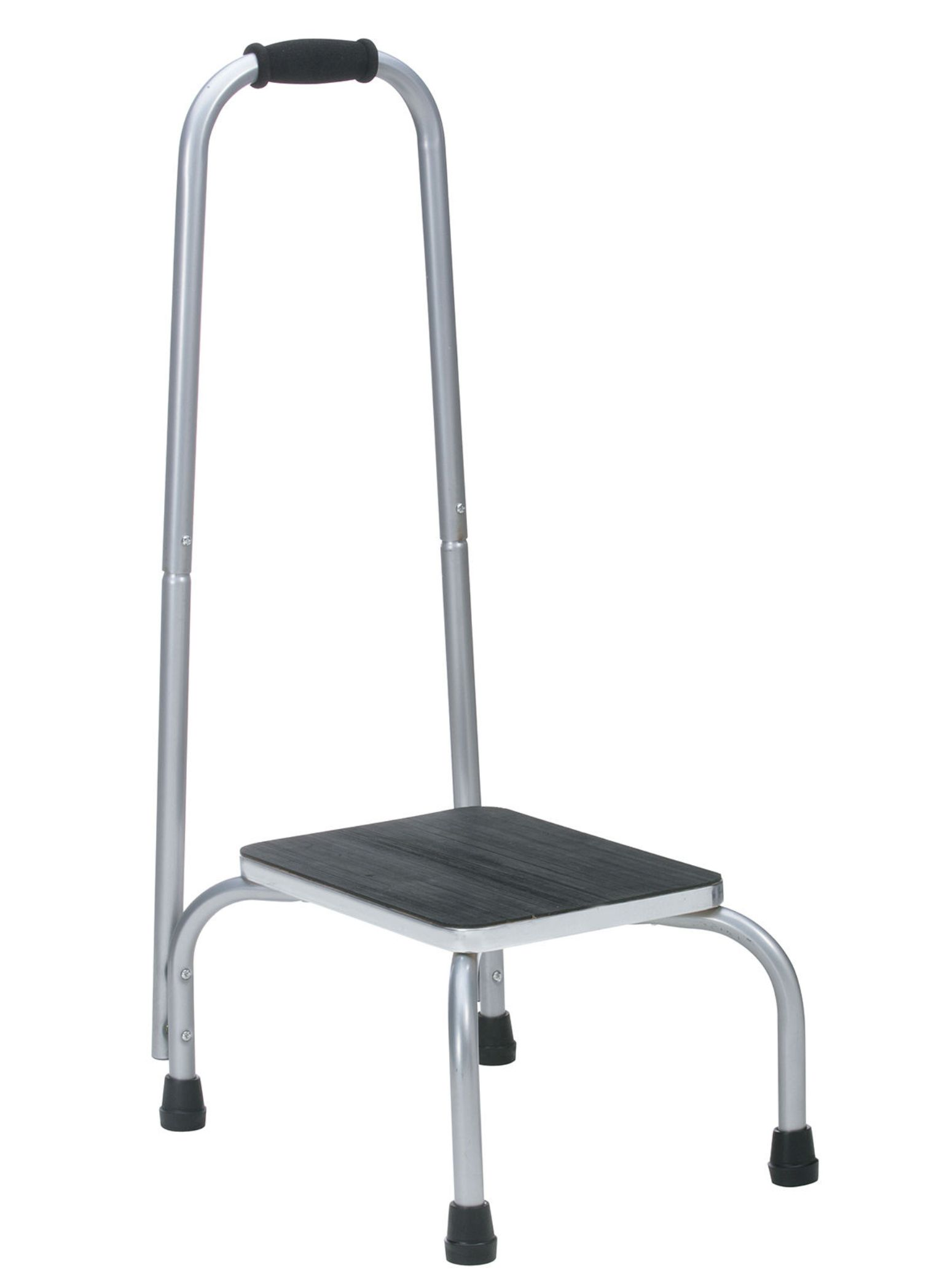 Safety Step Stool With Handle Aluminum Kitchen Step